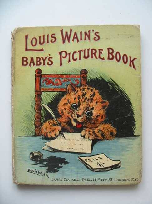 Photo of LOUIS WAIN'S BABY'S PICTURE BOOK illustrated by Wain, Louis published by James Clarke & Co. (STOCK CODE: 581718)  for sale by Stella & Rose's Books