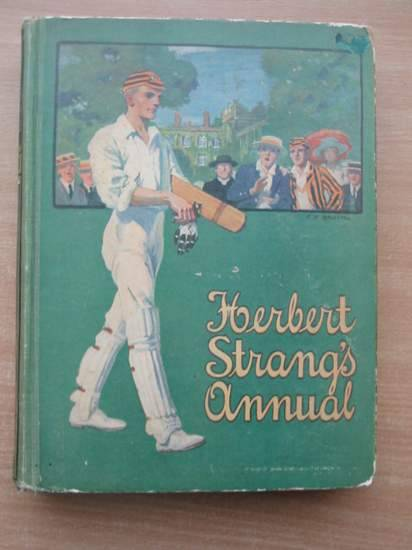 Photo of HERBERT STRANG'S ANNUAL 16TH YEAR written by Strang, Herbert<br />et al,  illustrated by Brock, C.E.<br />et al.,  published by Humphrey Milford, Oxford University Press (STOCK CODE: 582695)  for sale by Stella & Rose's Books