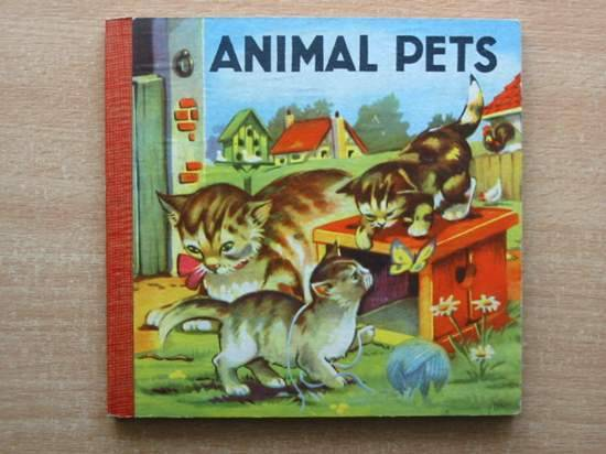 Photo of ANIMAL PETS published by Sandle Brothers Ltd. (STOCK CODE: 583167)  for sale by Stella & Rose's Books