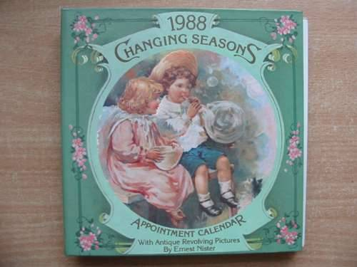 Photo of CHANGING SEASONS 1988 APPOINTMENT CALENDAR published by Hunkydory Designs (STOCK CODE: 583820)  for sale by Stella & Rose's Books
