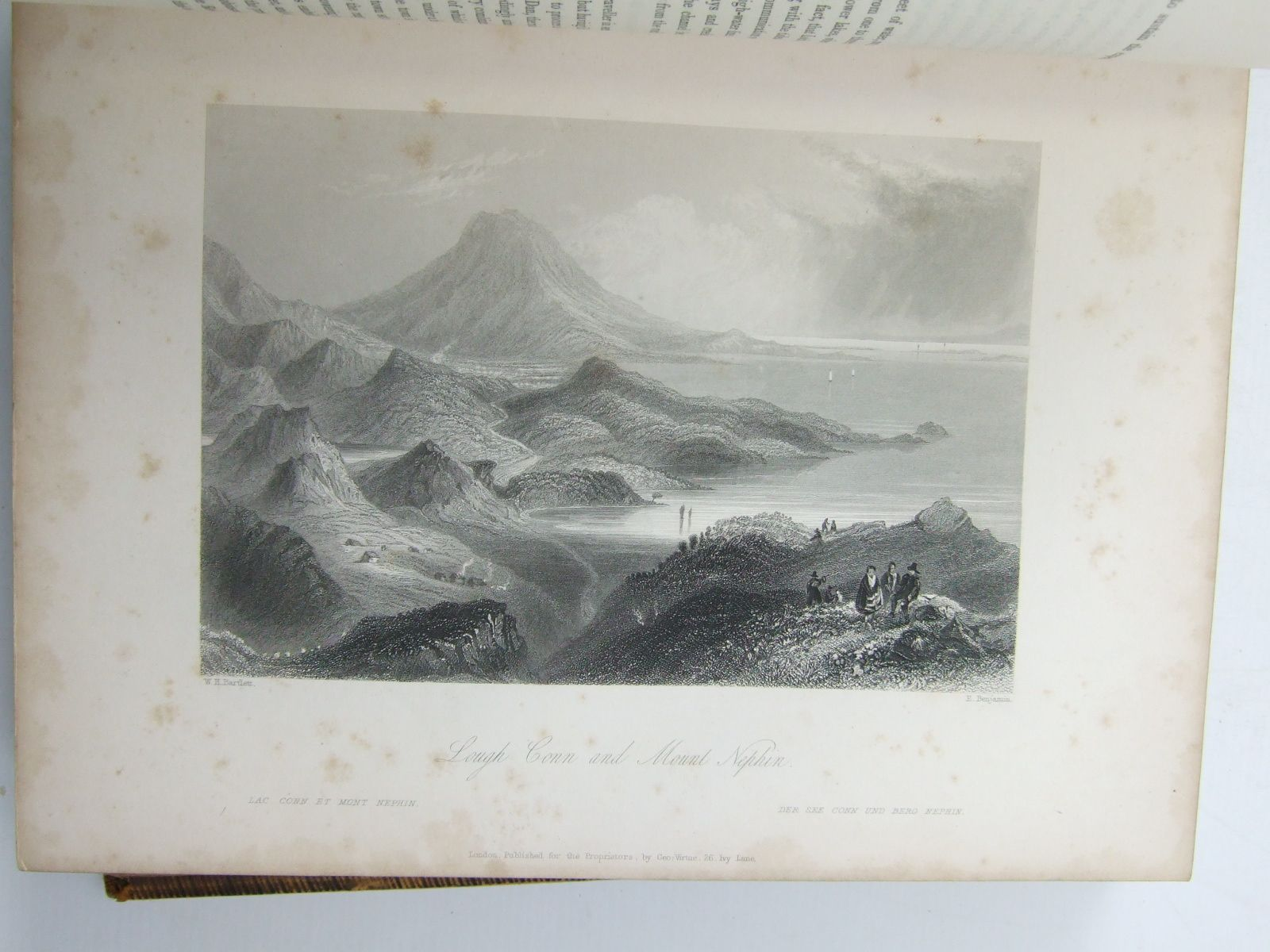 Photo of THE SCENERY AND ANTIQUITIES OF IRELAND written by Coyne, J. Stirling illustrated by Bartlett, W.H. published by George Virtue (STOCK CODE: 584682)  for sale by Stella & Rose's Books