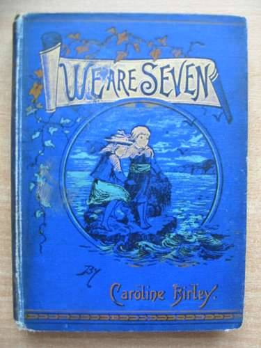 Photo of WE ARE SEVEN written by Birley, Caroline illustrated by Pym, T. published by Wells Gardner, Darton & Co. (STOCK CODE: 584784)  for sale by Stella & Rose's Books