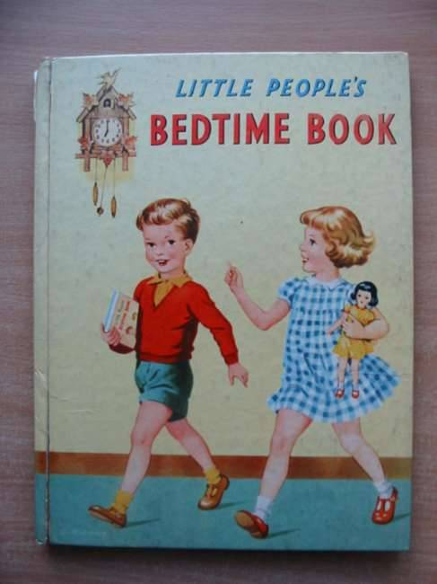 Photo of LITTLE PEOPLE'S BEDTIME BOOK illustrated by Higham, G. published by Juvenile Productions Ltd. (STOCK CODE: 584918)  for sale by Stella & Rose's Books