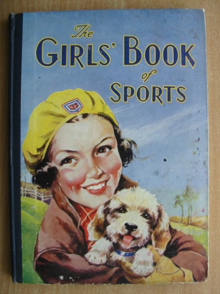 Photo of THE GIRLS' BOOK OF SPORTS written by Norling, Winifred<br />et al,  published by Birn Brothers Ltd. (STOCK CODE: 588343)  for sale by Stella & Rose's Books