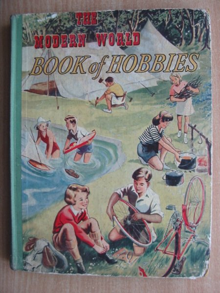 Photo of THE MODERN WORLD BOOK OF HOBBIES published by Sampson Low, Marston & Co. Ltd. (STOCK CODE: 588346)  for sale by Stella & Rose's Books