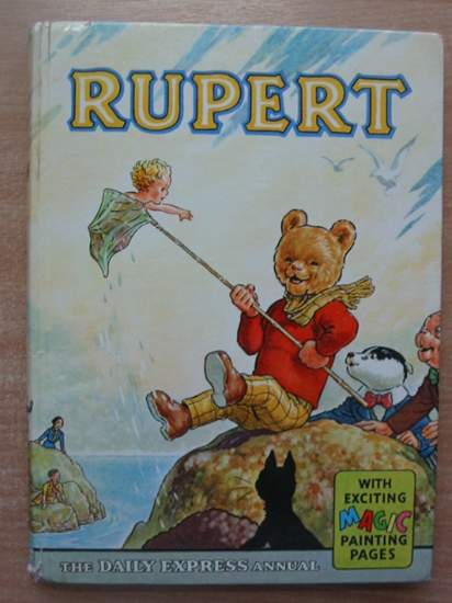 Photo of RUPERT ANNUAL 1963 written by Bestall, Alfred illustrated by Bestall, Alfred published by Daily Express (STOCK CODE: 588677)  for sale by Stella & Rose's Books