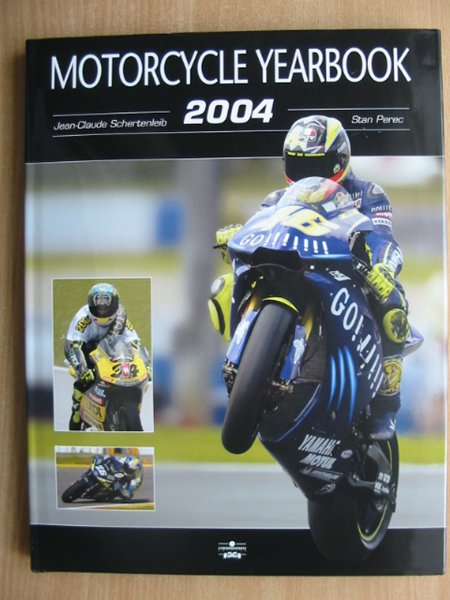 Photo of THE MOTORCYCLE YEARBOOK 2004-2005 written by Schertenleib, Jean-Claude published by Chronosports (STOCK CODE: 588754)  for sale by Stella & Rose's Books