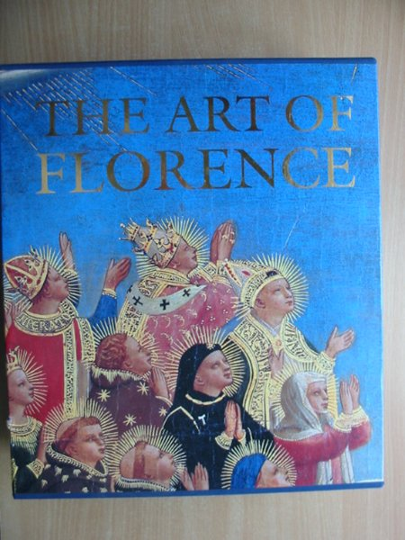 Photo of THE ART OF FLORENCE written by Andres, Glenn M.<br />Hunisak, John M.<br />Turner, A. Richard published by Artabras (STOCK CODE: 588775)  for sale by Stella & Rose's Books