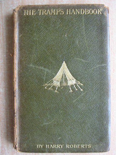 Photo of THE TRAMP'S HAND-BOOK written by Roberts, Harry illustrated by Pascoe, William published by John Lane The Bodley Head (STOCK CODE: 589211)  for sale by Stella & Rose's Books