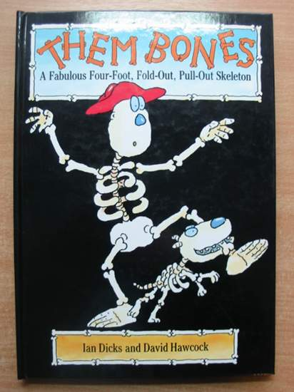 Photo of THEM BONES illustrated by Dicks, Ian published by Tango Books (STOCK CODE: 590104)  for sale by Stella & Rose's Books