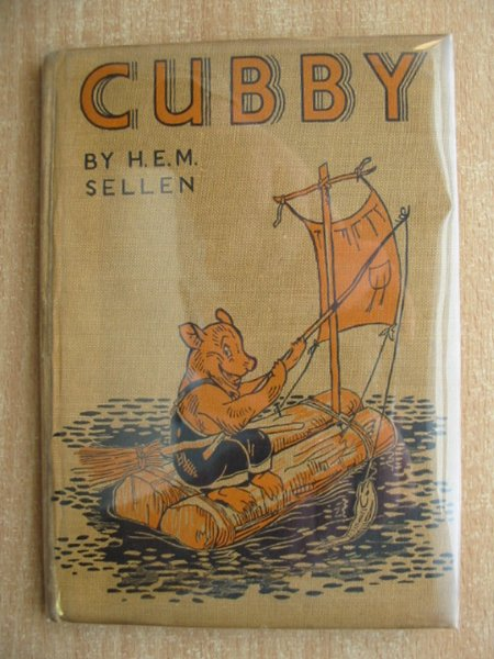 Photo of CUBBY THE ADVENTURES OF A LITTLE BEAR written by Sellen, H.E.M. illustrated by Sellen, H.E.M. published by Brockhampton Press (STOCK CODE: 590953)  for sale by Stella & Rose's Books