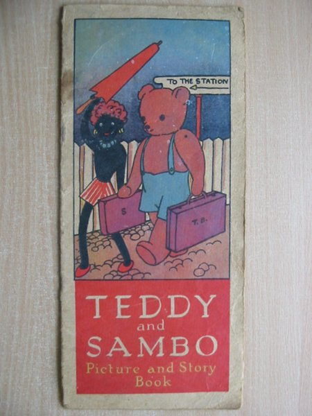Photo of TEDDY AND SAMBO PICTURE AND STORY BOOK- Stock Number: 591384