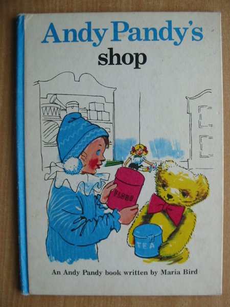 Photo of ANDY PANDY'S SHOP written by Bird, Maria illustrated by Wright, Matvyn published by Brockhampton Press (STOCK CODE: 591403)  for sale by Stella & Rose's Books