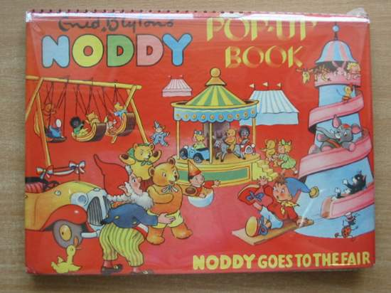 Photo of NODDY POP-UP BOOK NODDY GOES TO THE FAIR written by Blyton, Enid published by Sampson Low, Marston & Co. Ltd., C.A. Publications, Ltd. (STOCK CODE: 591500)  for sale by Stella & Rose's Books