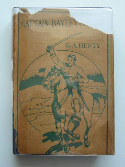 Photo of CAPTAIN BAYLEY'S HEIR written by Henty, G.A. illustrated by Paget, H.M. published by Hurst & Co (STOCK CODE: 591704)  for sale by Stella & Rose's Books