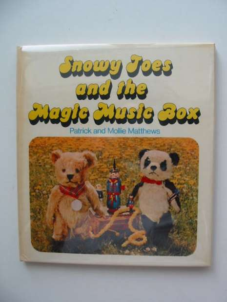 Photo of SNOWY TOES AND THE MAGIC MUSIC BOX written by Matthews, Patrick<br />Matthews, Mollie published by Pelham Books (STOCK CODE: 592516)  for sale by Stella & Rose's Books
