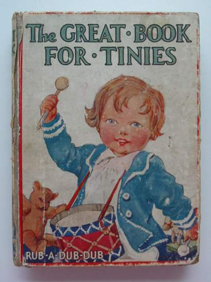 Photo of THE GREAT BOOK FOR TINIES written by Strang, Mrs. Herbert published by Humphrey Milford, Oxford University Press (STOCK CODE: 594323)  for sale by Stella & Rose's Books