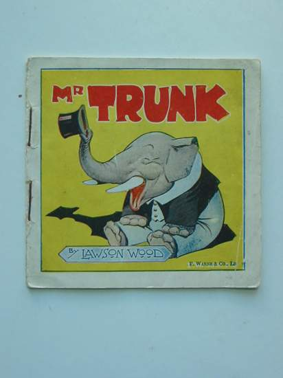 Photo of MR TRUNK - HIS DAY OUT written by Wood, Lawson illustrated by Wood, Lawson published by F. Warne &  Co. Ltd. (STOCK CODE: 594853)  for sale by Stella & Rose's Books