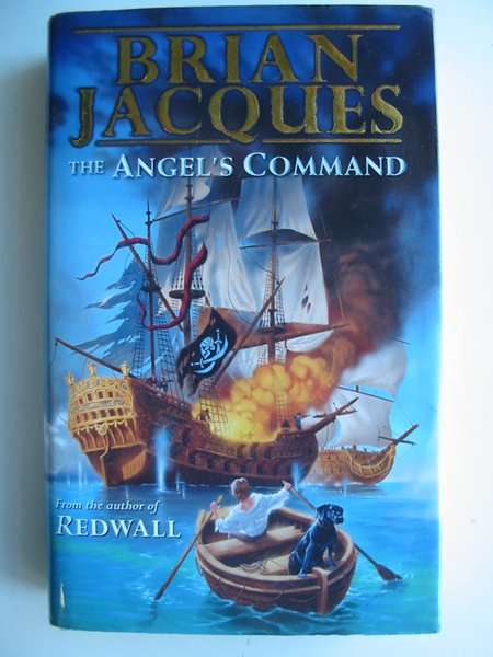 Photo of THE ANGEL'S COMMAND written by Jacques, Brian illustrated by Elliot, David published by Puffin (STOCK CODE: 594871)  for sale by Stella & Rose's Books