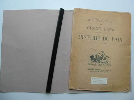 Photo of LES PROMENADES DE GRAND-PAPA HISTOIRE DU PAIN published by Pellerin & Cie (STOCK CODE: 594902)  for sale by Stella & Rose's Books