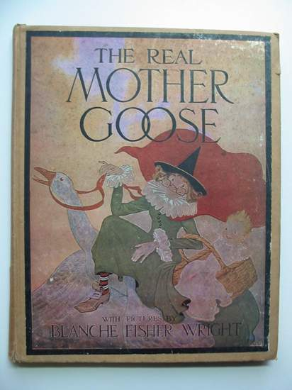 Photo of THE REAL MOTHER GOOSE illustrated by Wright, Blanche Fisher published by J. Coker & Co. Ltd. (STOCK CODE: 594952)  for sale by Stella & Rose's Books