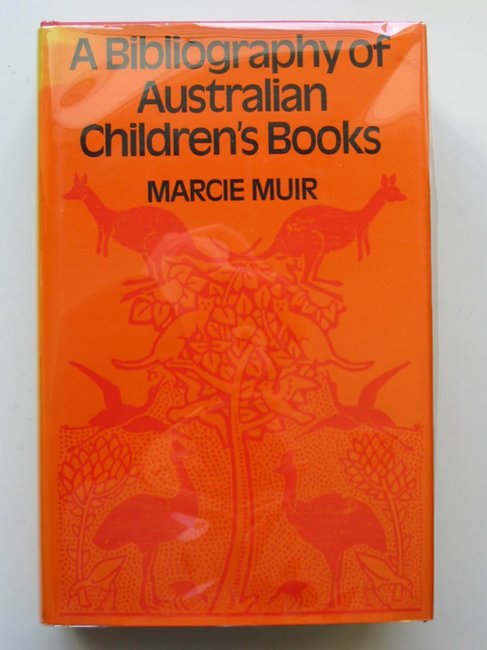 Photo of A BIBLIOGRAPHY OF AUSTRALIAN CHILDREN'S BOOKS written by Muir, Marcie published by Academic Press (STOCK CODE: 595136)  for sale by Stella & Rose's Books