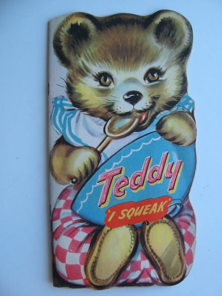 Photo of TEDDY 'I SQUEAK' published by Collins (STOCK CODE: 595498)  for sale by Stella & Rose's Books
