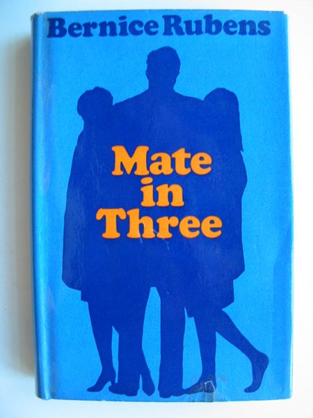 Photo of MATE IN THREE written by Rubens, Bernice published by Eyre & Spottiswoode (STOCK CODE: 595991)  for sale by Stella & Rose's Books