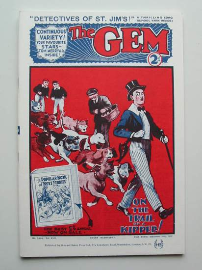 Photo of THE GEM LIBRARY NO. 1,284, VOL. XLII written by Clifford, Martin published by Howard Baker Press (STOCK CODE: 596579)  for sale by Stella & Rose's Books
