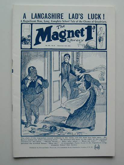 Photo of THE MAGNET LIBRARY NO. 398, VOL. 9 written by Richards, Frank published by Howard Baker Press (STOCK CODE: 596594)  for sale by Stella & Rose's Books