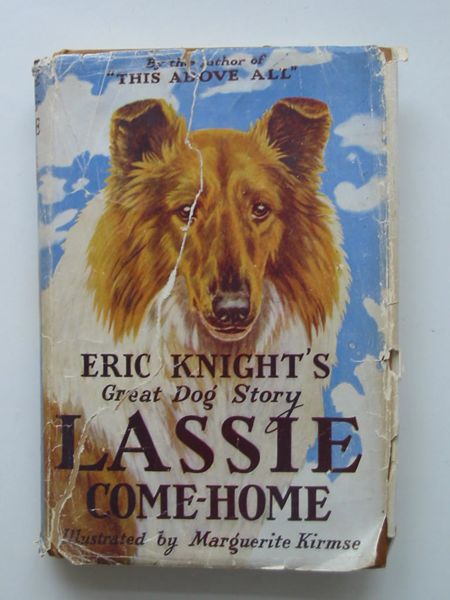 Photo of LASSIE COME-HOME written by Knight, Eric illustrated by Kirmse, Marguerite published by Cassell & Company Limited (STOCK CODE: 596707)  for sale by Stella & Rose's Books