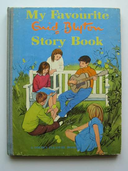 Photo of MY FAVOURITE ENID BLYTON STORY BOOK written by Blyton, Enid published by Golden Pleasure Books Ltd. (STOCK CODE: 596855)  for sale by Stella & Rose's Books