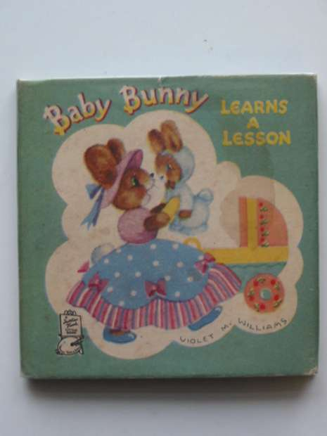 Photo of BABY BUNNY LEARNS A LESSON published by Raphael Tuck & Sons Ltd. (STOCK CODE: 597138)  for sale by Stella & Rose's Books