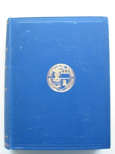 Photo of ROLL OF THE GRADUATES OF THE UNIVERSITY OF ABERDEEN 1926-1955 WITH SUPPLEMENT 1860-1925 written by Mackintosh, John published by University of Aberdeen (STOCK CODE: 599158)  for sale by Stella & Rose's Books