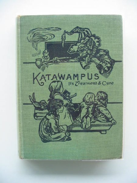 Photo of KATAWAMPUS ITS TREATMENT & CURE written by Parry, Edward Abbott illustrated by Macgregor, Archie published by William Heinemann Ltd. (STOCK CODE: 602228)  for sale by Stella & Rose's Books
