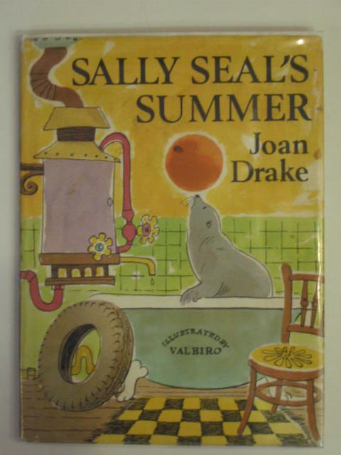 Photo of SALLY SEAL'S SUMMER written by Drake, Joan illustrated by Biro, Val published by Hutchinson Junior Books (STOCK CODE: 603951)  for sale by Stella & Rose's Books