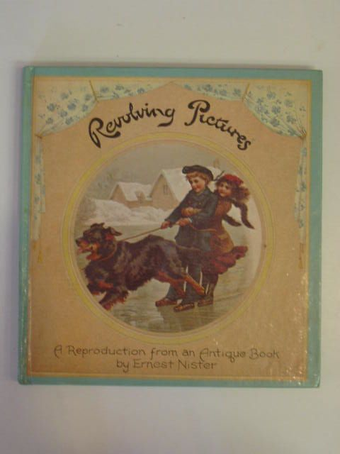 Photo of REVOLVING PICTURES written by Nister, Ernest published by Collins (STOCK CODE: 606520)  for sale by Stella & Rose's Books