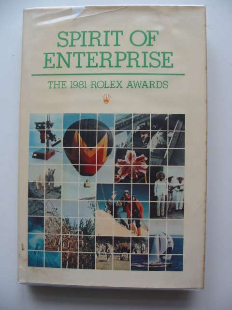 Photo of SPIRIT OF ENTERPRISE written by Stone, Gregory B. published by Harrap (STOCK CODE: 614590)  for sale by Stella & Rose's Books