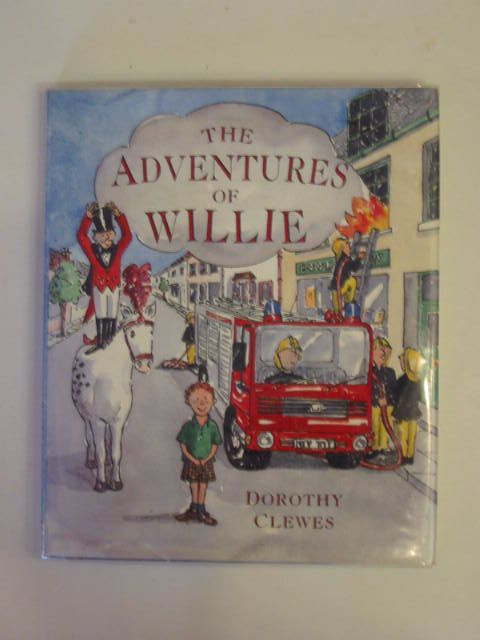 Photo of THE ADVENTURES OF WILLIE written by Clewes, Dorothy illustrated by Crossland, Caroline published by Julia MacRae Books (STOCK CODE: 617519)  for sale by Stella & Rose's Books