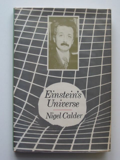 Photo of EINSTEIN'S UNIVERSE written by Calder, Nigel published by BBC (STOCK CODE: 618039)  for sale by Stella & Rose's Books