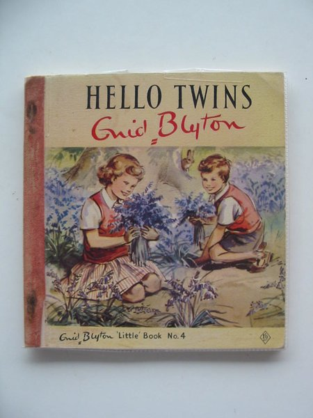 Photo of HELLO TWINS written by Blyton, Enid illustrated by Soper, Eileen published by The Brockhampton Press Ltd. (STOCK CODE: 618596)  for sale by Stella & Rose's Books