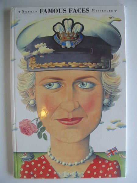 Photo of FAMOUS FACES written by Messenger, Norman illustrated by Messenger, Norman published by Dorling Kindersley (STOCK CODE: 619232)  for sale by Stella & Rose's Books
