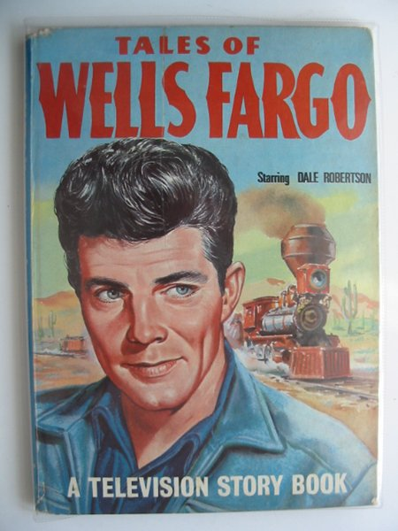 Photo of TALES OF WELLS FARGO published by Gerald G. Swan Ltd. (STOCK CODE: 619496)  for sale by Stella & Rose's Books