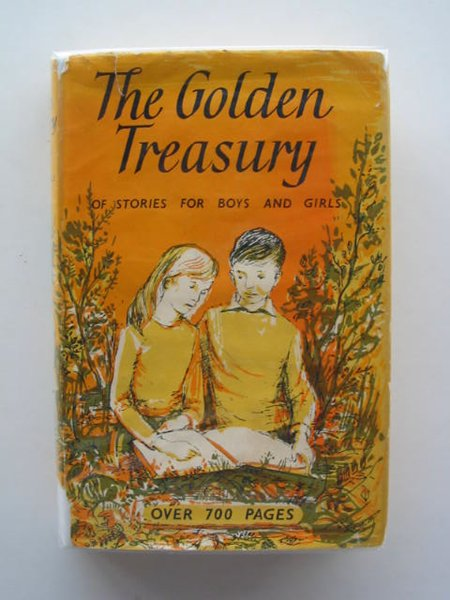 Photo of THE GOLDEN TREASURY OF STORIES FOR BOYS AND GIRLS written by Sewell, Anna<br />Lear, Edward<br />Belloc, Hilaire<br />et al,  published by Victor Gollancz (STOCK CODE: 619576)  for sale by Stella & Rose's Books