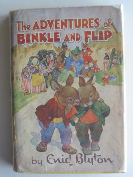 The Adventures of Binkle & Flip