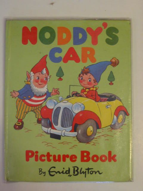 Photo of NODDY'S CAR PICTURE BOOK written by Blyton, Enid published by Purnell (STOCK CODE: 619823)  for sale by Stella & Rose's Books