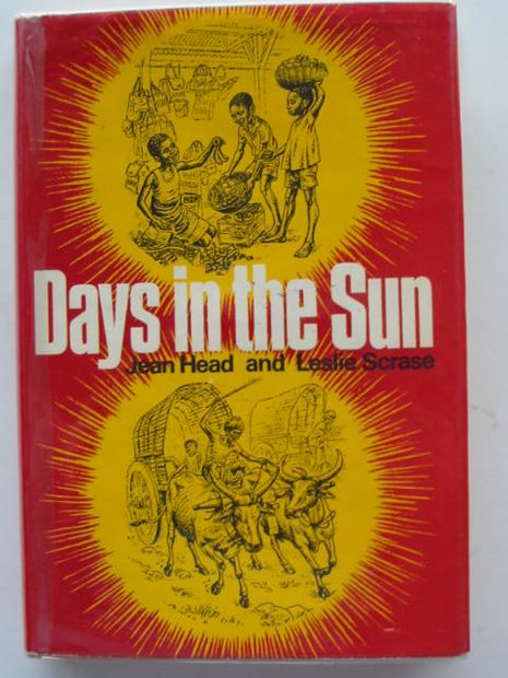 Photo of DAYS IN THE SUN written by Head, Jean<br />Scrase, Leslie illustrated by Grice, David published by The Epworth Press (STOCK CODE: 619957)  for sale by Stella & Rose's Books