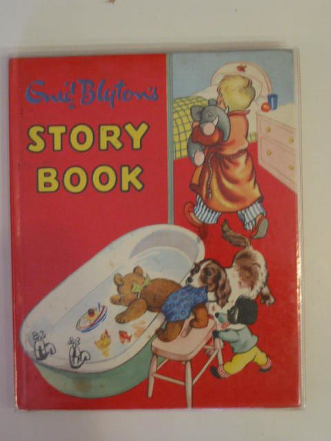 Photo of ENID BLYTON'S STORY BOOK written by Blyton, Enid published by Purnell & Sons (STOCK CODE: 620017)  for sale by Stella & Rose's Books