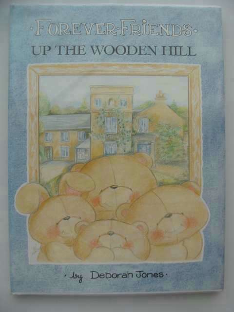Photo of UP THE WOODEN HILL written by Jones, Deborah illustrated by Jones, Deborah published by Brownsword Books (STOCK CODE: 620027)  for sale by Stella & Rose's Books