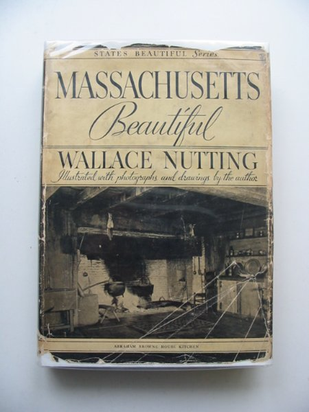 Photo of MASSACHUSETTS BEAUTIFUL written by Nutting, Wallace illustrated by Nutting, Wallace published by Garden City Publishing Company, Inc. (STOCK CODE: 620466)  for sale by Stella & Rose's Books
